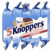 Knoppers Wafels