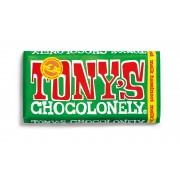 Tony's Chocolonely Chocoladereep Melk/Hazelnoot