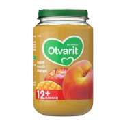 Olvarit 12M Perzik, Appel en Mango