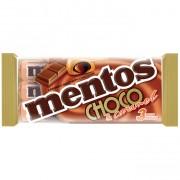 Mentos Choco en Caramel 3 Rollen