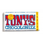 Tony's Chocolonely Chocoladereep Wit