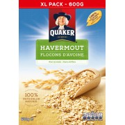 Quaker Havermout naturel 600 gram