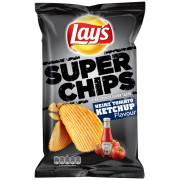 Lays Superchips Heinz Tomatenketchup 215 gram
