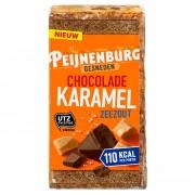 Peijnenburg Gesneden Ontbijtkoek Karamel/Zeezout
