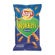 Lays Wokkels Paprika