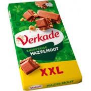 Verkade Tablet Melkchcolade Hazelnoot