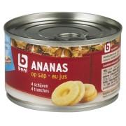 Boni Ananasschijven op sap