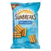 Sunbreaks Wavy grains sea salt