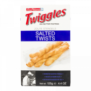 Euro Patisserie Twiggles salted twists