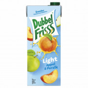 Dubbelfrisss Appel en Perzik Light