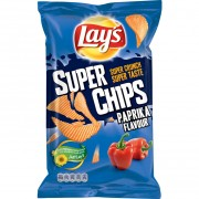 Lays Superchips Paprika