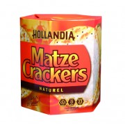 Hollandia Matzes Tea Crackers Naturel 100 gram