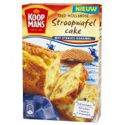 Koopmans Mix voor Oud-Hollandse Stroopwafelcake