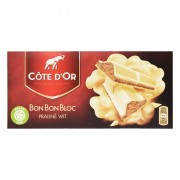 Côte D'Or Bonbonbloc praline wit