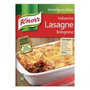 Knorr Wereldgerechten lasagne bolognese