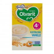 Olvarit Rijstebloem Vanille (vanaf 4 maanden)
