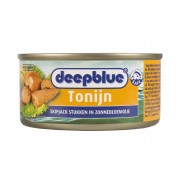 Deepblue Tonijn Naturel in Zonnebloemolie