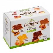De Ruijter 8 Kleintjes Assorti Appelstroop Pindakaas Honing Chocoladepasta