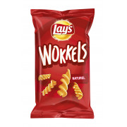 Lays Wokkels Naturel