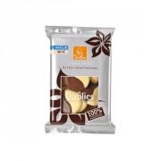 De Heer Chocolade Oublies melk/ wit