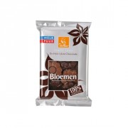 De Heer Chocoladebloemen melk/puur