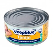 Deepblue Tonijn Naturel in Olie