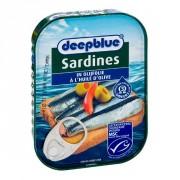 Deepblue Sardines Olijfolie