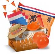 Holland Partybox Oranje