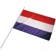 Holland Zwaaivlaggetje Rood Wit Blauw