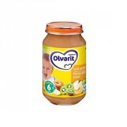 Olvarit 6 maanden kiwi/perzik/appel