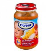 Olvarit 8mnd macaronieschotel ham/kaas
