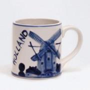Buis Souvenirs Delftsblauwe Mok Molen Holland
