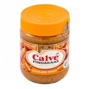 Calve Pindakaas met stukjes noot