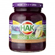 Hak Rode Kool Peer & Kaneel 370ml
