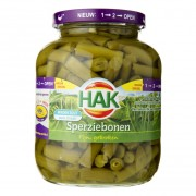 Hak Sperziebonen 370ml