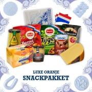 Heimweewinkel Luxe Oranje snackpakket