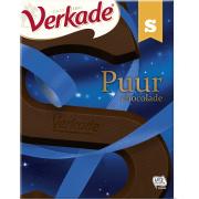 Verkade Chocoladeletter Puur