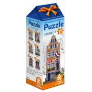 House of Holland Puzzel Kinderdijk