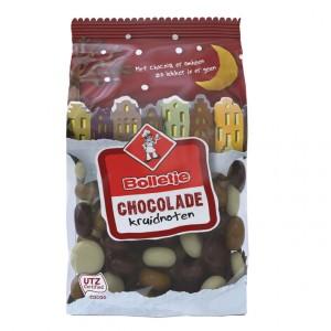 Chocolade kruidnoten gemengd