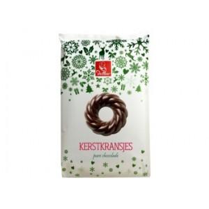 Chocoladekransjes puur