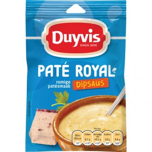 Dipsaus Pate Royal