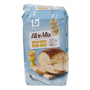 Mix voor Meergranenbrood