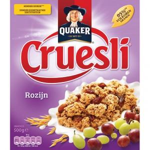 Cruesli Rozijn