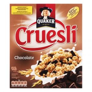 Cruesli Chocolade