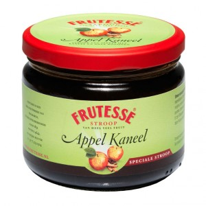 Fruitstroop Appel-Kaneel