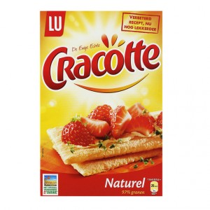 Cracottes Naturel