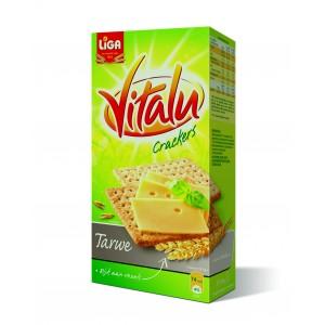 Vitalu Crackers Tarwe 200 gram