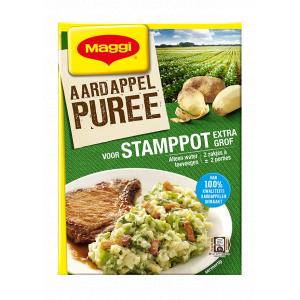 Aardappelpuree voor Stamppot