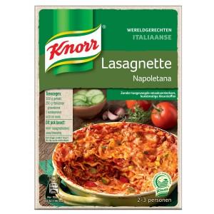 Italiaanse Lasagnette Napoletana