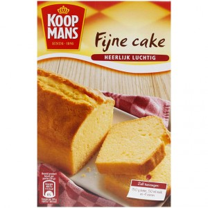 Mix voor Fijne Cake